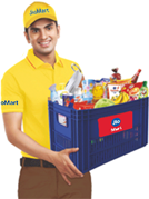 JioMart, Online Groceries Shop