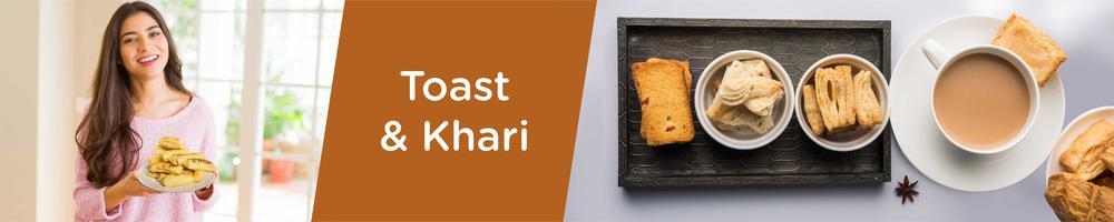 Toast & Khari
