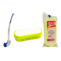 Mops, Brushes & Scrubs