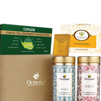 Gourmet Tea & Tea Bags