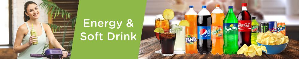 Energy & Soft Drinks