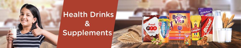 Health Drink & Supplement