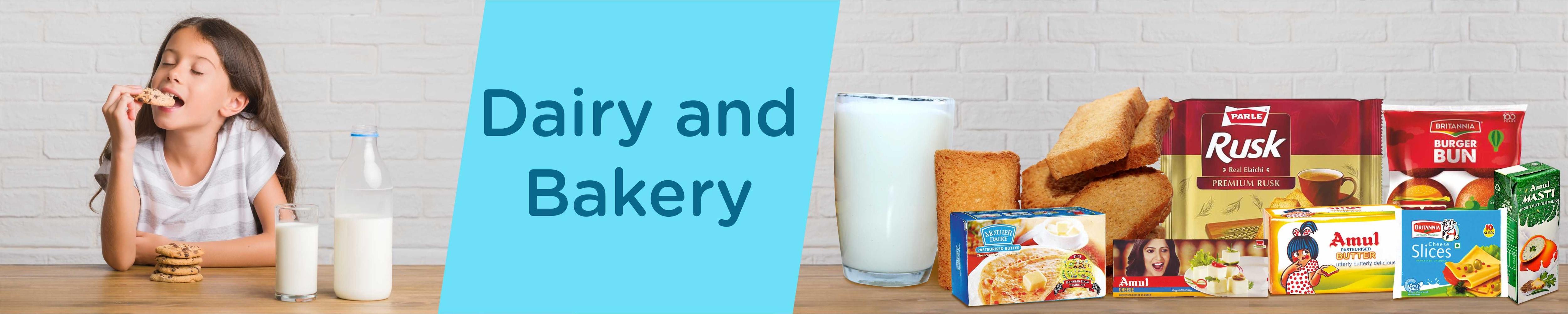 Dairy & Bakery
