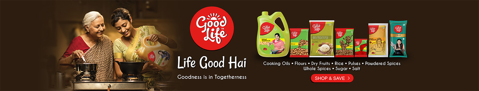 Good life products