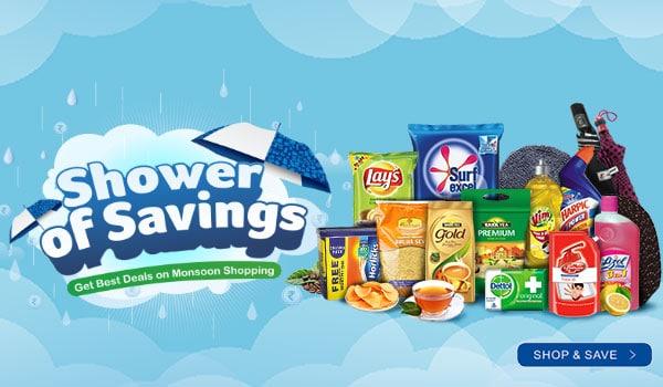 Shower of Savings