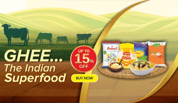 GHEE The Indian Superfood