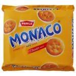 Parle Monaco Salted Biscuits 200 g