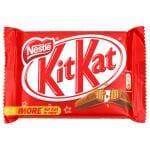 Kit Kat 4 Finger Wafer Chocolate Bar 34 g