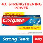 Colgate Strong Teeth Dental Cream Toothpaste 100 g