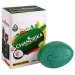 Chandrika Ayurvedic Handmade Soap 125 g (Pack of 3)