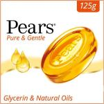 Pears Pure & Gentle Soap with Natural Oils 125 g