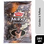 Parle Melody Chocolaty Toffee 391 g