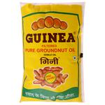 Guinea Filtered Pure Groundnut Oil 1 L