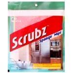 Scrubz Sponge Wipes 3 pcs