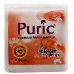 Puric Paper Napkin 100 pcs