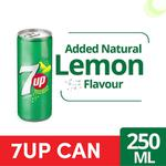 7 Up 250 ml (Can)