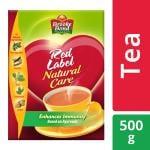 Red Label Natural Care Tea 500 g (Carton)