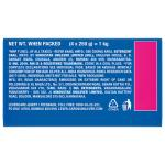 Rin Detergent Bar 250 g (Pack of 4)