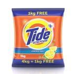 Tide Plus Lemon & Lime Extar Power Detergent Powder 4 kg