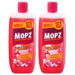 Mopz Exotic Floral Disinfectant Surface Cleaner 500 ml (Buy 1 Get 1 Free)