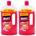 Mopz Exotic Floral Disinfectant Surface Cleaner 1 L (Buy 1 Get 1 Free)