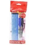 Camlin Writing Kit (Set of 10)