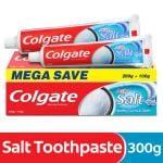 Colgate Active Salt Toothpaste (200 + 100) g