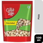 Good Life Roasted & Salted Pistachios 100 g