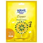 Odonil Zipper Blissful Citrus Air Freshener Gel 10 gm