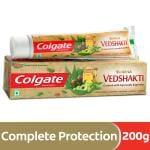 Colgate Swarna Vedshakti Toothpaste 200 g