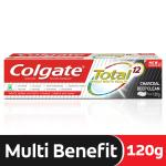 Colgate Total Charcoal Deep Clean Toothpaste 120 g