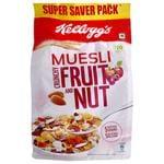 Kellogg's Fruit & Nut Crunchy Muesli 750 g