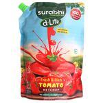 Surabhi D-Lite Fresh & Rich Tomato Ketchup (No Onion No Garlic) 900 g