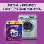 Surf Excel Matic Front Load Detergent Powder 4 kg
