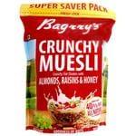 Bagrrys Crunchy Muesli 750 g Pouch