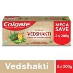 Colgate Swarna Vedshakti Toothpaste 400 gm
