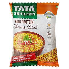 Tata Sampann High Protein Unpolished Chana Dal 500 g