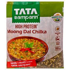 Tata Sampann High Protein Unpolished Moong Chilka 500 g