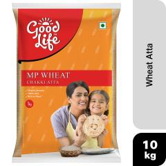 Good Life MP Wheat Chakki Atta 10 kg
