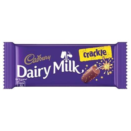 Cadbury Dairy Milk Crackle Chocolate Bar 36 g