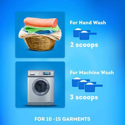 Surf Excel Easy Wash Detergent Powder 1.5 kg
