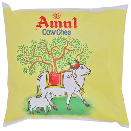 Amul Cow Ghee 500 ml (Pouch)