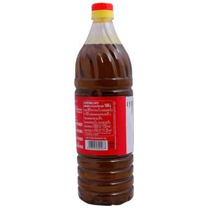 Dhara Kachi Ghani Mustard Oil 1 L (Bottle)
