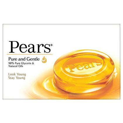 Pear Pure & Gentle Soap 125 gm x 3
