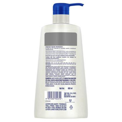 Dove Nutritive Solutions Intense Repair Shampoo for Damaged Hair 650 ml