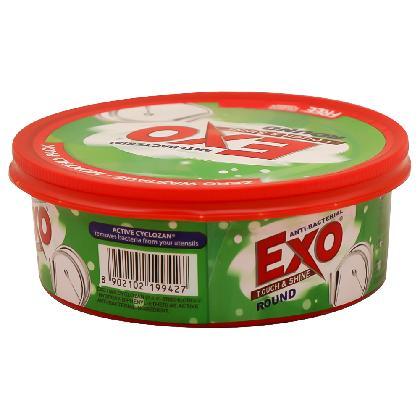 Exo Touch & Shine Anti-Bacterial Round Dishwash Bar 500 g