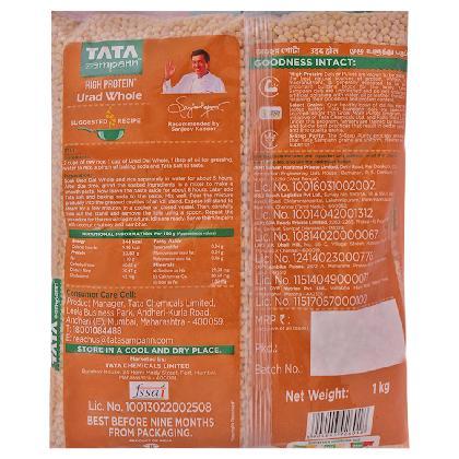 Tata Sampann High Protein Unpolished Urad Gota 1 kg