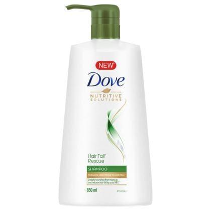 Dove Nutritive Solutions Hair Fall Rescue Shampoo 650 ml