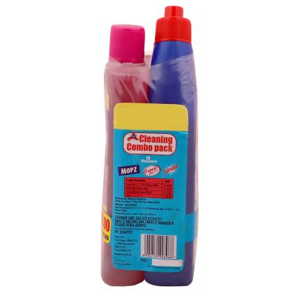 Cleaning Combo Pack (500+500+250) ml