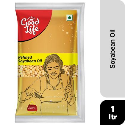 Good Life Refined Soyabean Oil 1 L